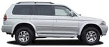 Mitsubishi Montero Sport Genuine Mitsubishi Parts and Mitsubishi Accessories Online